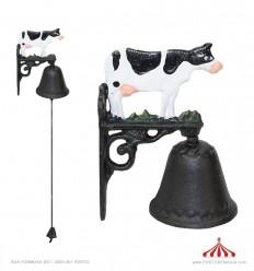 Campanhia em Ferro Vaca