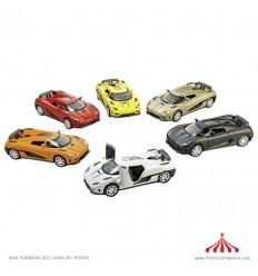 Miniature Sports Cars