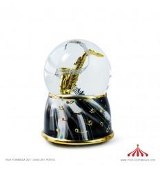 Globo Saxofone