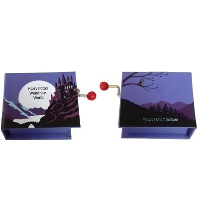 Livro Wondrous World of Harry Potter