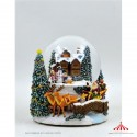Globo de Neve (Build a Snowman)