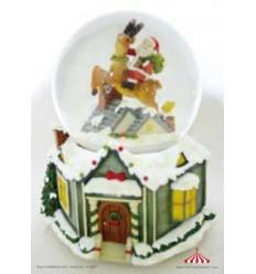 Bola de Neve (Pai Natal na Rena)