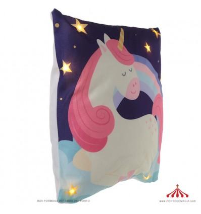 LED Pillow - Unicorn