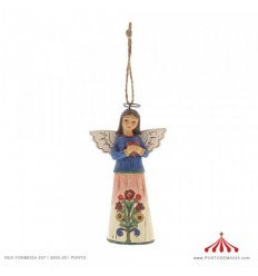 Folklore Angel with Heart