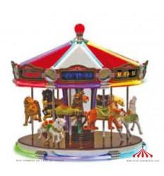 1939 Worlds Fair Carousel