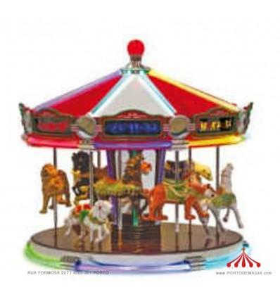 1939 World's Fair Carousel