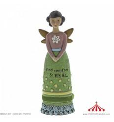Healing Winged Inspiration Angel Figure