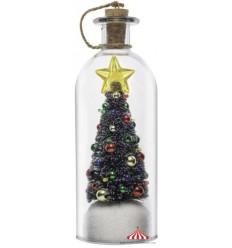 Christmas Bottle 20 cm