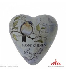 Hope shines bright Art Heart TKN