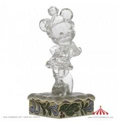 Ice Bright Minnie Mouse Figurine
