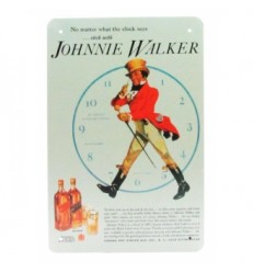 Placa Johnnie Walker