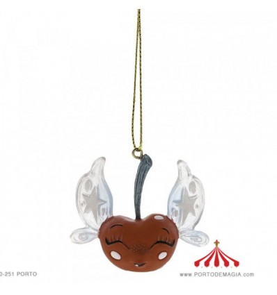 Cherry Fairy Ornamento