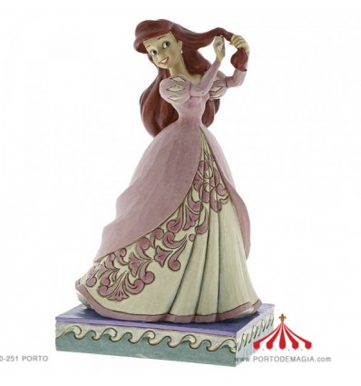 Ariel com esconderijo secreto