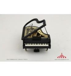 """Piano de cauda """"Mozart"""" em plástico"""