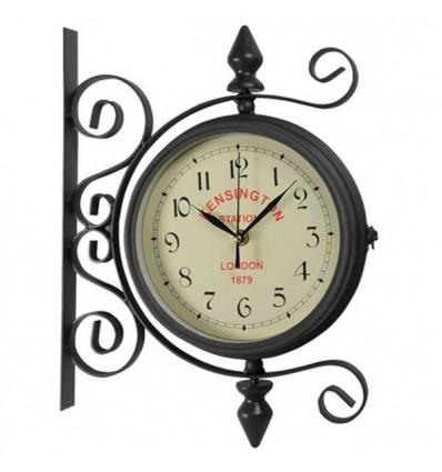 Relógio de Estação - Kensington rotativo
