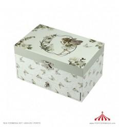 Caixa de Música - Fada das Flores