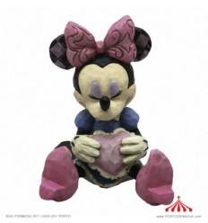 Minnie com coração