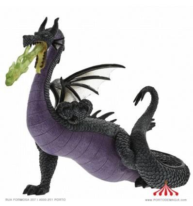 Maléfica como dragão
