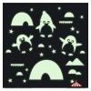 Guarda Jóias Musical Flourescente Pinguim