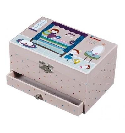 Caixa de Jóias Ninon Príncipe
