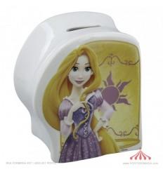 A princesa perdida Rapunzel