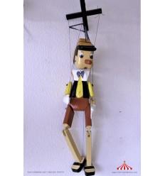 Marioneta pinoquio 80cm