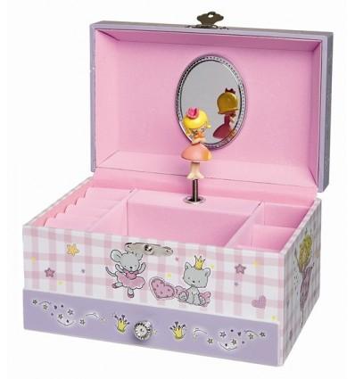 Caixa Joias Fada princesa