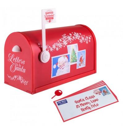 Caixa de Correio Pai Natal