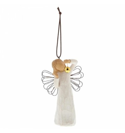 WT Angel of wonder ornament