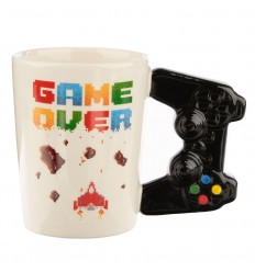 Caneca Game Over Comando