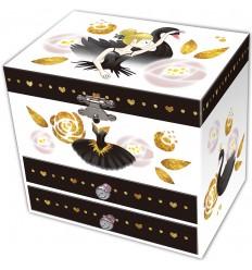 Caixa de Música - Cisne Negro