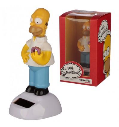 Boneco Solar Homer Simpson