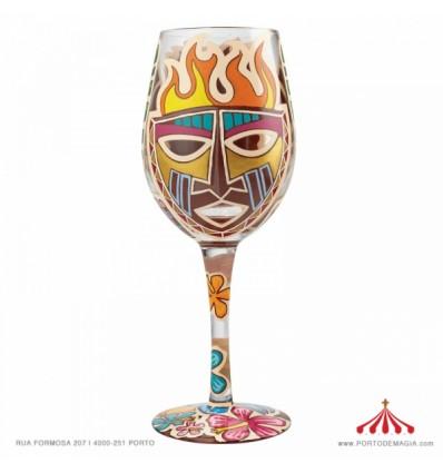 Copo de Vinho Tiki