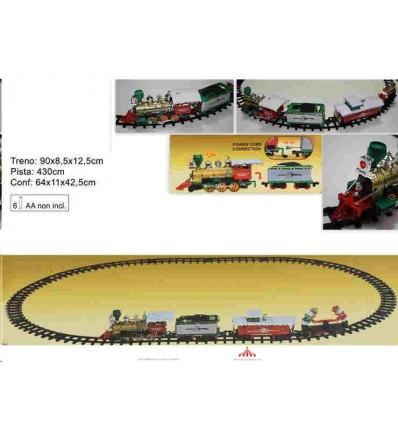 Comboio de Natal 430cm