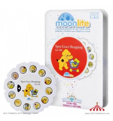 Moonlite Spot vai às compras