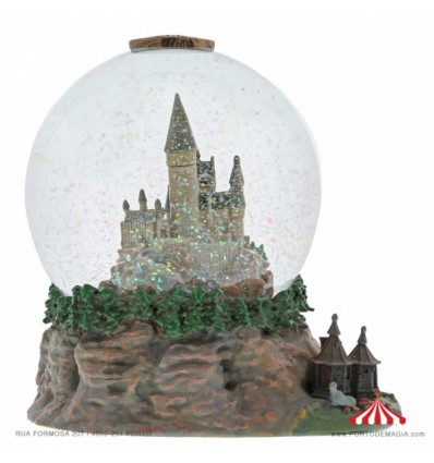 Bola Neve Hogwarts Harry Potter