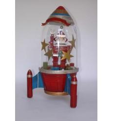 Foguetão Natal Robot