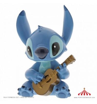 Stitch com Guitarra