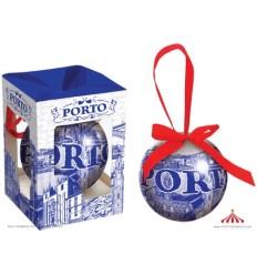 Bola decorativa Porto Azul