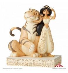 Jasmine White Woodland - Disney