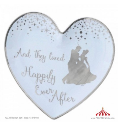 Cinderella e o Príncipe Topo de bolo
