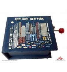 Livro Realejo New York New York