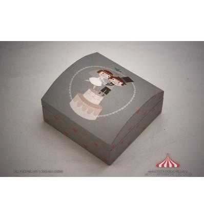 Caixa de Musica Ninon Recem Casados