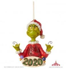 Grinch 2020 Ornamento