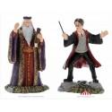 Harry Potter e Dumbledore Figurines