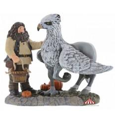 Hagrid e seu Hipogrifo