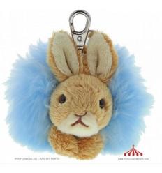 Porta Chaves Peter Rabbit Pom Pom
