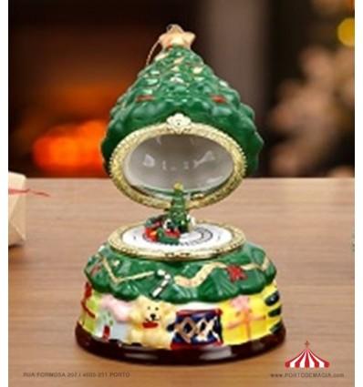 Arvore de Natal de Porcelana