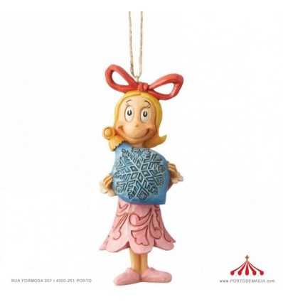 Cindy Lou Ornamento