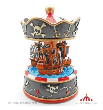 Carrossel Piratas